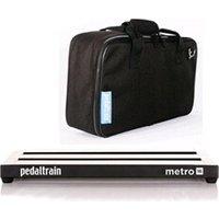 Accessoire guitare et basse Pedaltrain Pedaltrain metro 16 (soft case) pedalboard