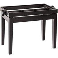 Accessoire Claviers et Pianos Konig & Meyer Konig & meyer 13700 banquette piano sans assise (noir mat)