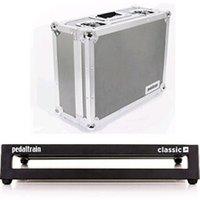 Accessoire guitare et basse Pedaltrain Pedaltrain classic jr (tour case) pedalboard
