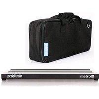 Accessoire guitare et basse Pedaltrain Pedaltrain metro 20 (soft case) pedalboard