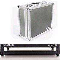 Accessoire guitare et basse Pedaltrain Pedaltrain novo 18 (tour case) pedalboard