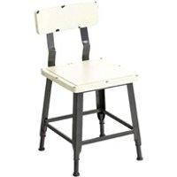 Tabouret (ANCIENNE FAMILLE 2017-09-29 13:42:20.96) No-name Stylé chaise de bar de cuisine, de salon hanoï, bois