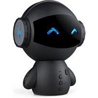 Enceinte sans fil AUCUNE Haut-parleur bluetooth mini robot soundbox centre streamium soutien aux tf
