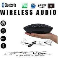 Enceinte sans fil AUCUNE Haut-parleur bluetooth portable mini wireless speaker lecteur de musique son colum