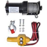 Echelle Helloshop26 Treuil électrique 12v 907kg outils atelier garage helloshop26 3402139