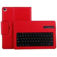 Housse et étui pour tablette AUCUNE Pour samsung galaxy tab 10.1 2019 t510 t515 tablet bt keyboard case cover