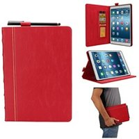 Housse et étui pour tablette AUCUNE Pour blackberry pro10.5 pouces avec support de protection magnétique housse en cuir pen couverture