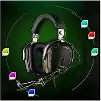 Casque de scène AUCUNE Gaming a90 sades usb filaire casque micro 7.1 canaux casque écouteurs