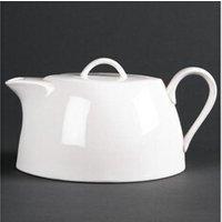 Café et thé Materiel Chr Pro Théières, cafetières ovales 850 ml lumina - lot de 2 -