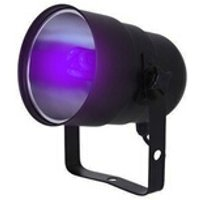 Lumière noire Ibiza Light Projecteur par38 + lampe uv 25w à économie d'énergie ibiza light