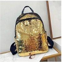 Cartable scolaire Generic Fashion girl paillettes école sac à dos satchel étudiant sac à bandoulière voyage 777