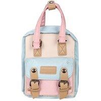 Cartable scolaire Generic Enfants sacs à dos couleur de sucrerie oxford sac en tissu pour enfants mignon sac d'école bébé 1132