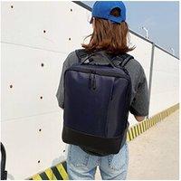 Cartable scolaire Generic Mode neutre sac d'école étudiants multifonctions voyage à dos sac à bandoulière 1229