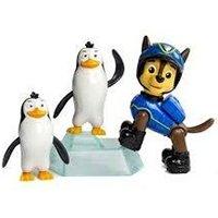 Figurines animaux SANS MARQUE Chase et les pingouins paw patrol