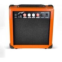 Ampli Guitare Johnny Brooks Amplificateur ultra-portable de guitare orange 20w/6,5