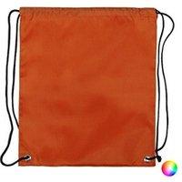 Coffrets cadeaux Euroweb Sac à dos en polyester fermetures ficelles - sac de course couleur - orange