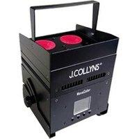 Jeux de lumière DMX J Collyns Movecolor j.collyns - projecteur 4 x 12w rgbwa + uv sur batterie