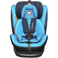 Siège Auto Groupe 1 - 2 - 3 Lionelo Bastiaan black siège-auto pivotant et isofix groupe 0+/1/2/3      bleu