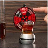 Boisson énergisante Euroweb Jeu à boire roulette avec un verre de 60 ml - jeu alcool