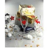 Décoration de noël Astuceo 30 décorations de noël pour table