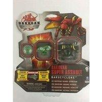 Figurines animaux Bakugan Bakugan super assault bakucyclone