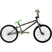 Vélos enfant KS Cycling Bmx freestyle 20'' twentyinch anthracite-vert kscycling