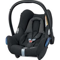 Siège Auto Groupe 0+ - 1 Bebe Confort Siège auto groupe 0 bébé confort cosi cabriofix noir