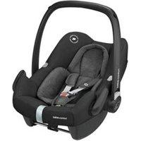 Siège Auto Groupe 0+ - 1 Bebe Confort Siège auto groupe 0 bébé confort cosi rock noir