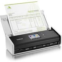 Scanner Brother Scanner brother ads-1600w usb couleur document recto verso wifi sans fil