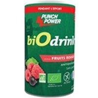 Boisson énergisante Punch Power Punch power biodrink fruits rouges antioxydant - pot 500g
