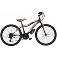Vélos enfant Casadei Casadei velo mtb 24 vortex 18v noir argent rouge h38