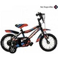 Vélos enfant Casadei Casadei velo mtb 12 vortex noir rouge bleu h20