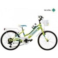 Vélos enfant Casadei Casadei velo mtb 20 lincy 6v vert bleu h28