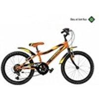 Vélos enfant Casadei Casadei velo mtb 20 vortex 6v bleu vert fluo h28