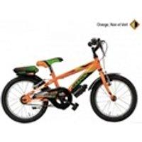 Vélos enfant Casadei Casadei velo mtb 16 stark orange noir vert h23