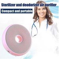 Pièces détachées petit électroménager AUCUNE La stérilisation et la désinfection et la charge deodorizer purificateur d'air portable