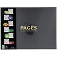 Thé (OBS) Pages Pages - coffret de 60 sachets de thés bio