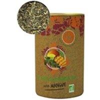 Thé (OBS) AUCUNE Nu thé vert & moringa bio saveur mangue 90g