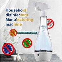 Pièces détachées petit électroménager AUCUNE La désinfection stérilisante machine hypochloreux 84 l'eau faire des machines