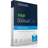 Logiciel Ciel sage Sage 50 Cloud Ciel Facturation (1 an d'assistance )