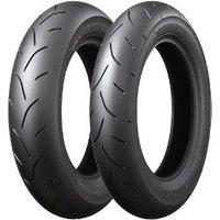 Bridgestone BT601 FS YCY ( 100/90-12 TL 49J compuesto de caucho YCY, Rueda delantera )