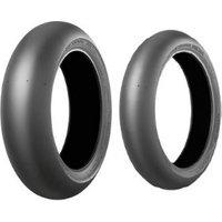 Bridgestone V02 F ( 120/600 R17 TL M/C, compuesto de caucho medio, NHS, Rueda delantera )