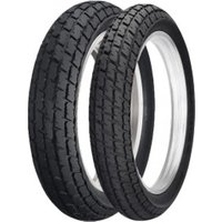 Dunlop DT 3 ( 130/80-19 TT M/C, compuesto de caucho medio, NHS, Rueda delantera )