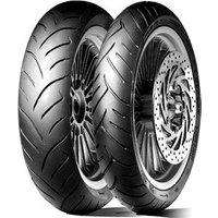 Dunlop ScootSmart ( 90/90-10 TL 50J tylne koło, M/C, koło przednie )