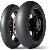Dunlop Sportmax GP Racer D212 Slick ( 200/55 R17 TL tylne koło, Mieszanki gumowej ENDURANCE, NHS )