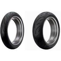 Dunlop Sportmax Qualifier HD ( 180/55 ZR17 TL (73W) Rueda trasera , M/C )