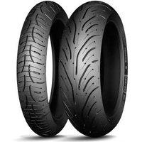 Michelin Pilot Road 4 GT ( 120/70 ZR17 TL (58W) M/C, Rueda delantera )