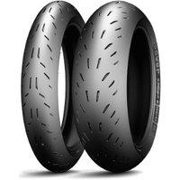 Michelin Power Cup Evo ( 110/70 ZR17 TL (54W) M/C, Rueda delantera )