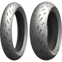 Michelin Power RS+ ( 190/55 ZR17 TL (75W) Rueda trasera, M/C )