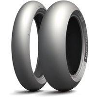 Michelin Power Slick Evo ( 120/70 ZR17 TL (58W) M/C, NHS, Rueda delantera )